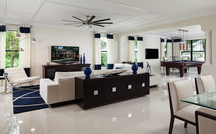 Standard pacific homes watercrest at parkland vista for Pacific home collection