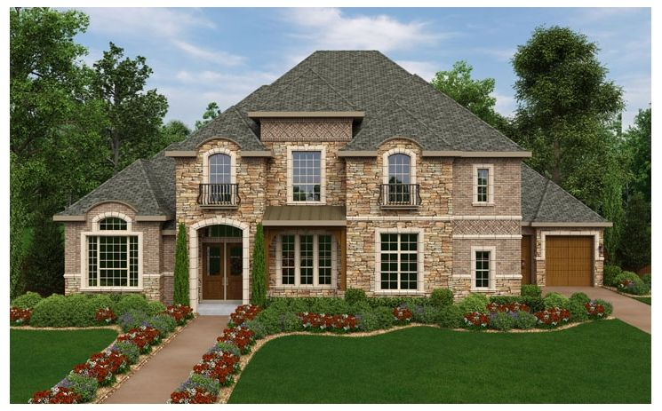 Newburg - Laviana at Lantana: Lantana, TX - Standard Pacific Homes
