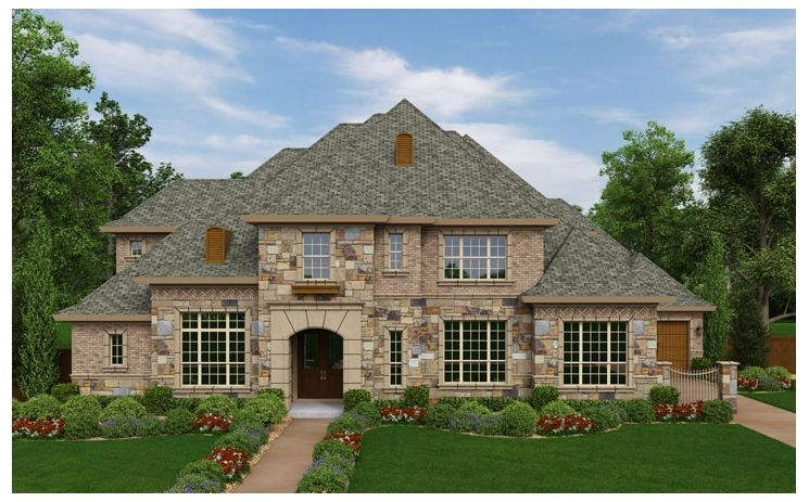 Crenshaw - Shady Oaks: Southlake, TX - Standard Pacific Homes