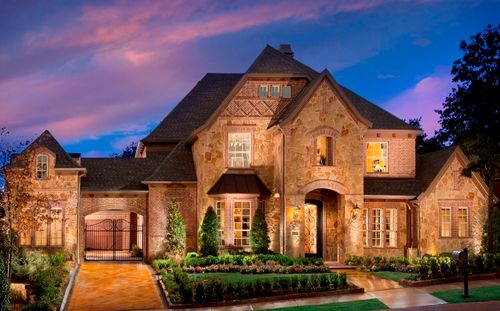 Laviana At Lantana By Standard Pacific Homes In Dallas Texas