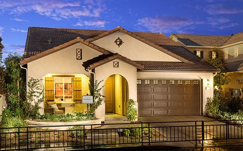 Cambridge At Roripaugh Ranch by Standard Pacific Homes in Riverside-San Bernardino California