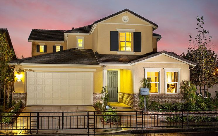 Cambridge At Roripaugh Ranch by Standard Pacific Homes