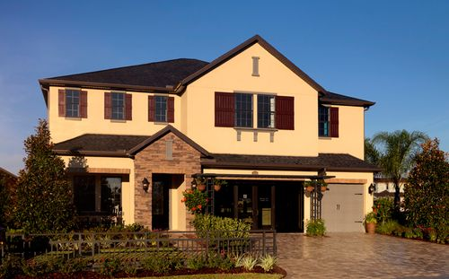 The Retreat At Carrollwood by Standard Pacific Homes in Tampa-St. Petersburg Florida