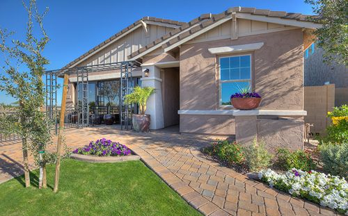 The Villages At Coldwater Ranch by Standard Pacific Homes in Phoenix-Mesa Arizona