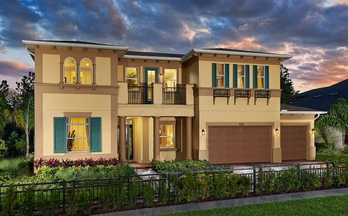 Arden Park by Standard Pacific Homes in Orlando Florida