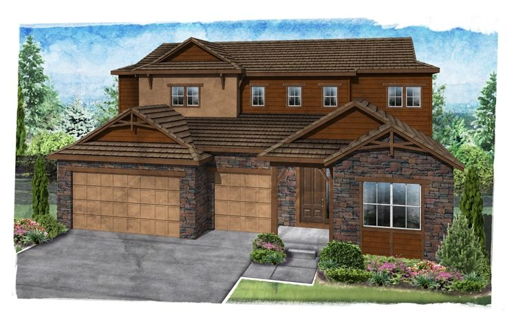 Gallery - Anthem Highlands - Lookout Village: Broomfield, CO - Standard Pacific Homes