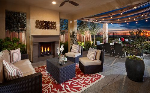 Manzanita At Whitney Ranch by Standard Pacific Homes in Sacramento California