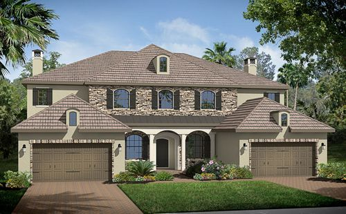 Riverbend - River Collection by Standard Pacific Homes in Martin-St. Lucie-Okeechobee Counties Florida
