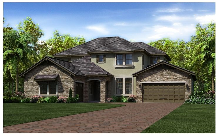 Standard Pacific Homes Riverbend River Collection