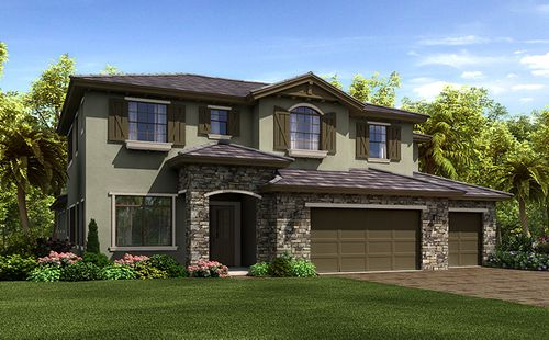 Mill Creek by Standard Pacific Homes in Broward County-Ft. Lauderdale Florida