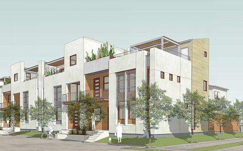 Mueller Yard Homes: Mueller by Standard Pacific Homes in Austin Texas
