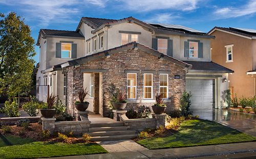 Bellmore At Parkgate by Standard Pacific Homes in Sacramento California