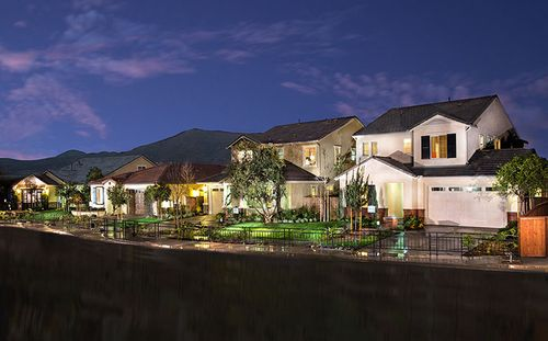 Lakeview At Heritage Lake by Standard Pacific Homes in Riverside-San Bernardino California