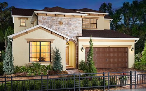 The Reserve At Golden Isle by Standard Pacific Homes in Orlando Florida