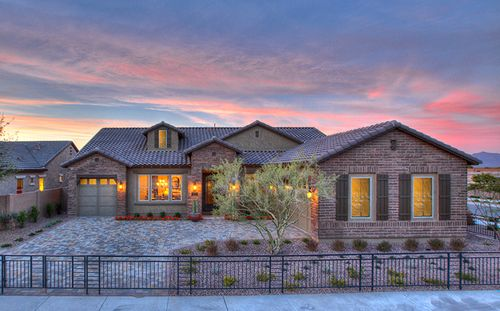 The Enclave At Charleston Estates by Standard Pacific Homes in Phoenix-Mesa Arizona