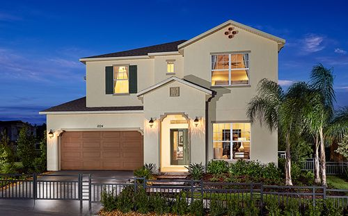 Reserve at Minneola by Standard Pacific Homes in Orlando Florida