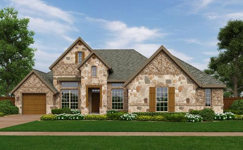 Emerson Estates by Standard Pacific Homes in Dallas Texas