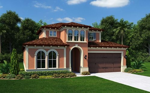 house for sale in Estancia At Wiregrass - Marbella And Sienna by Standard Pacific Homes