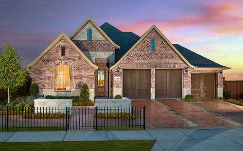 Waterton At Phillips Creek Ranch - 55' Homesites by Standard Pacific Homes in Dallas Texas