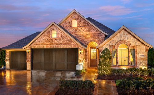 Toscana at Stone Hollow by Standard Pacific Homes in Dallas Texas