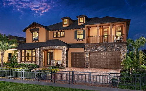 The Overlook At Johns Lake Pointe by Standard Pacific Homes in Orlando Florida