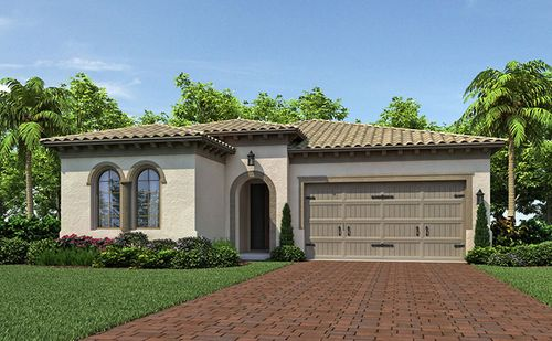 Bent Creek Preserve - The Floresta Collection by Standard Pacific Homes in Naples Florida