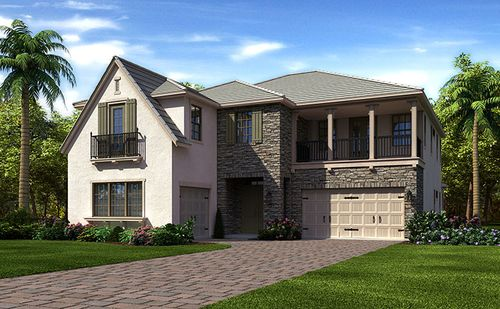 house for sale in Bent Creek Preserve - The Sanctuary Collection by Standard Pacific Homes