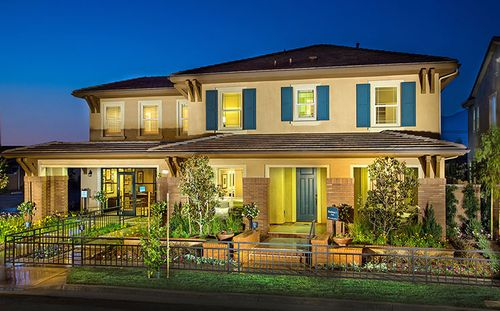 Amherst At College Park by Standard Pacific Homes in Riverside-San Bernardino California
