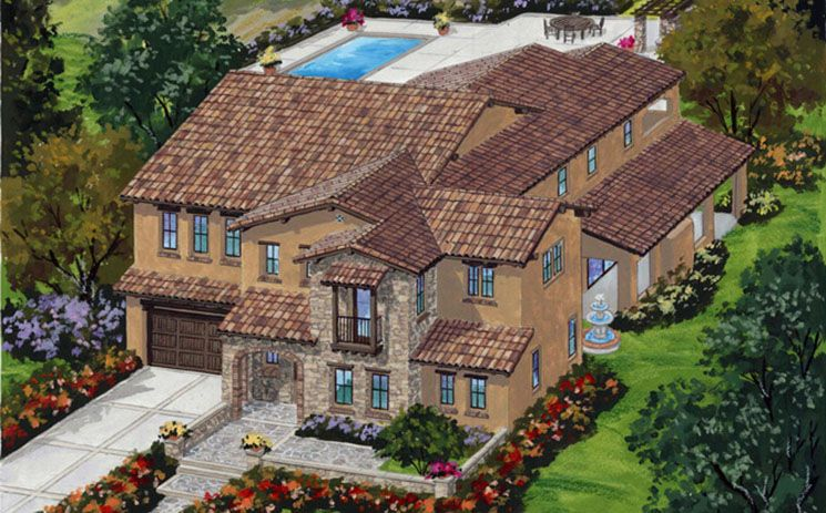 829 N. Landa Way, Brea, CA Homes & Land - Real Estate