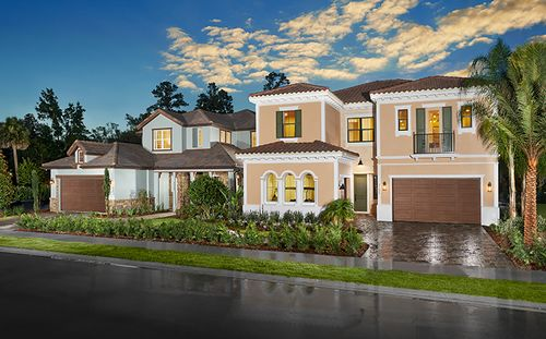 The Reserve At Alaqua by Standard Pacific Homes in Orlando Florida