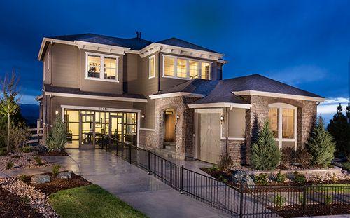 Anthem Highlands - Prospect Village by Standard Pacific Homes in Denver Colorado