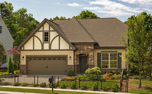 house for sale in Austin's Creek Executive Collection by Standard Pacific Homes