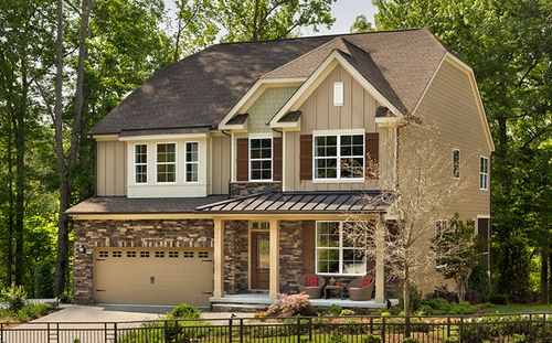 Austin's Creek Legacy Collection by Standard Pacific Homes in Charlotte North Carolina
