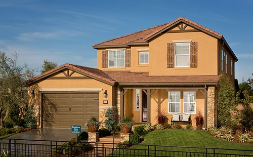 Stratford At Parkgate by Standard Pacific Homes in Sacramento California