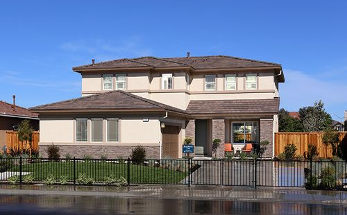 Starflower by Standard Pacific Homes in Stockton-Lodi California