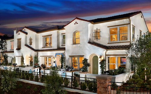 Garretson At Del Sur by Standard Pacific Homes in San Diego California