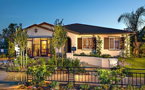 Carmel At Heritage Lake by Standard Pacific Homes in Riverside-San Bernardino California