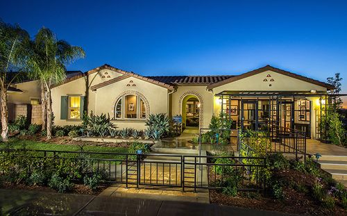 Newbridge At Heritage Lake by Standard Pacific Homes in Riverside-San Bernardino California