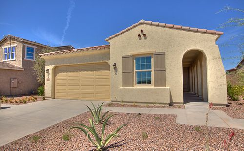 The Villages at Blue Horizons by Standard Pacific Homes in Phoenix-Mesa Arizona