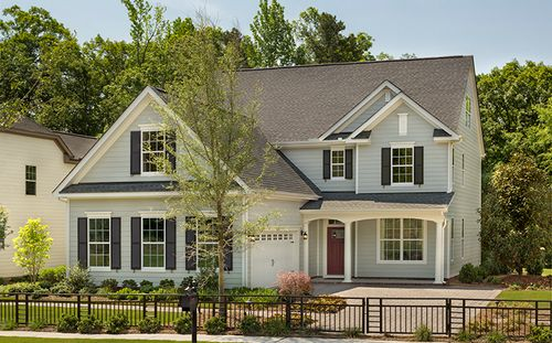 12 Oaks by Standard Pacific Homes in Raleigh-Durham-Chapel Hill North Carolina