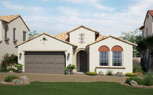 Villas At Villa Del Lago by Standard Pacific Homes in Phoenix-Mesa Arizona