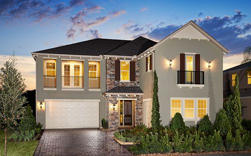 Bradford Creek by Standard Pacific Homes in Orlando Florida