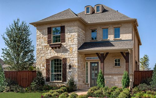 Villas At Westhaven by Standard Pacific Homes in Dallas Texas