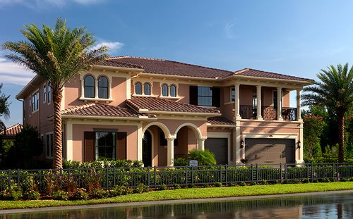 Estancia At Wiregrass - Toscana by Standard Pacific Homes in Tampa-St. Petersburg Florida