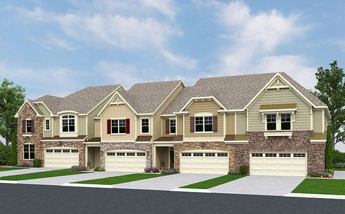 Lennox At Brier Creek - Villa Collection by Standard Pacific Homes in Raleigh-Durham-Chapel Hill North Carolina