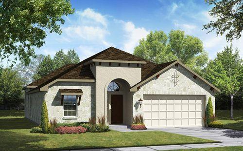 Greyrock Ridge by Standard Pacific Homes in Austin Texas