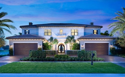 The Oaks by Standard Pacific Homes in Palm Beach County Florida