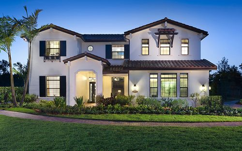 Prado by Standard Pacific Homes in Palm Beach County Florida