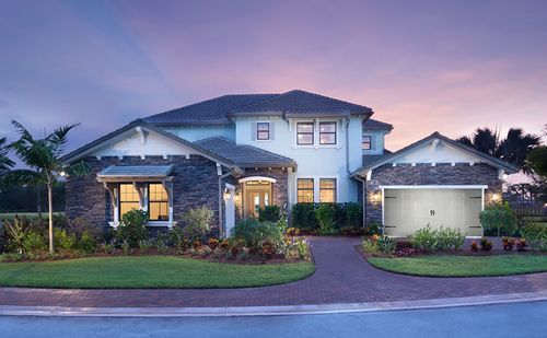 Riverbend - Woodland Collection by Standard Pacific Homes in Martin-St. Lucie-Okeechobee Counties Florida
