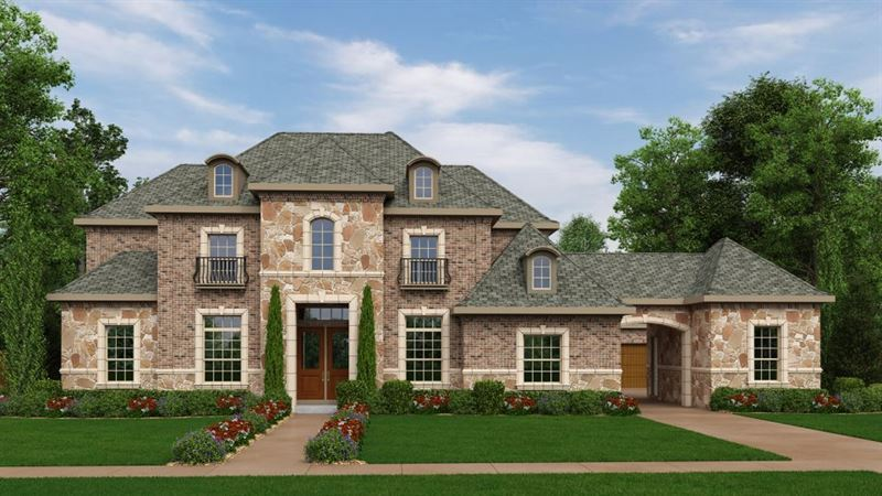 Single Family for Sale at Shady Oaks - Donegal 1000 Berkshire Road Southlake, Texas 76092 United States